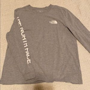 The North Face T-shirt long sleeve